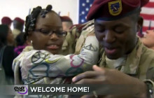 Troops Train for Hijacking; Airmen Come Home for Holidays; more