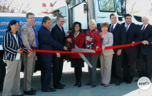 Ribbon Cutting: I-5 Truck Lane and Freeway Widening