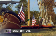 Paratroopers to Deploy to Iraq; Warriors Memorial; Toys for Tots