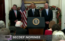 Ash Carter Nominated for Defense Secretary; more