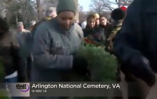 Honoring the Fallen at Arlington; New WWII Museum Exhibit