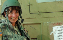 USAF Secretary on Her First Year; CINC Addresses Troops; Combat Teacher's Story