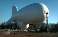 Army Blimp Can Detect Cruise Missiles; Beale AFB Hammered by Rain; more