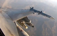 F-16 Fighter Pilots Over Afghanistan