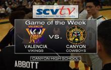 Valencia vs. Canyon – Boys Basketball