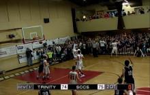 Trinity vs. SCCS – Boys (1-29-2015)