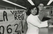 The Story of L.A. County's First Latina Supervisor