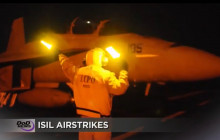 Striking ISIL Targets; AirAsia Recovery; WWII Casualty ID'd