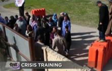 U.S. to Relinquish 15 Military Sites in Europe; Marines Train for Benghazi-type Crises; more