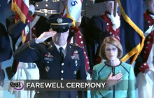 Sgt Major of Army Retires; DoD Needs Blood; Tax Tips