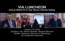 UCLA Health in the Santa Clarita Valley
