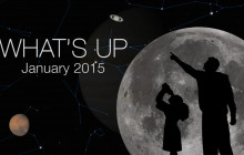 What's Up for January 2015