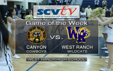 Canyon vs. West Ranch – Girls