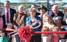 SCV's Newest Park Officially Open
