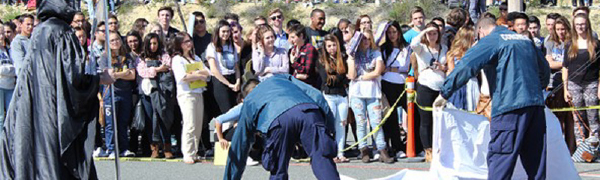 West Ranch Students Experience 'Every 15 Minutes'