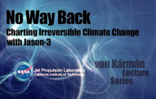 Charting Irreversible Climate Change with Jason-3