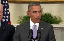 Obama Submits Resolution for Use of Force