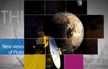New Views of Pluto, Earth Science, More