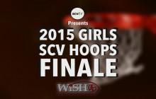 2015 Girls SCV Hoops Finale