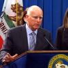 Gov. Unveils $1 Bil. Emergency Drought Package