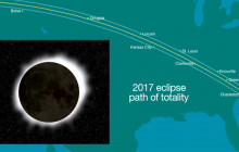 What's Up for March 2015: Solar Eclipse