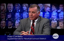 Superintendent Paul Cordeiro, Newhall School District