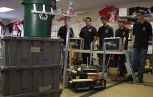 Hart Robotics Team Makes World Championship for First Time in 10 Years