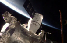 Dragons in Space; Planning for Pluto; Messenging Mercury; more