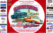 SCV Today: Old Town Newhall Association Car Show