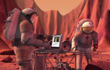 Looking for Human Landing Sites on Mars