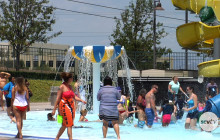 Aquatics Center Offers Family Fun for Summer
