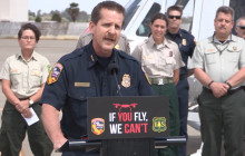 Get Your Drones Out of Our Way (You'll Go to Jail)