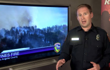 Sit Report (7-20-2015): Fire Near Mountain High Now 50% Contained