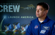 NASA Picks Crew for First U.S. Commercial Spaceflights