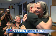 Mission Control Achieves Signal Lock with New Horizons Spacecraft at Pluto