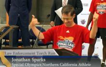 Final Leg Torch Run, Sacramento (in Santa Clarita Friday 7/17)