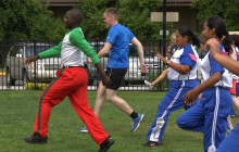 2015 Special Olympics World Games Kickoff Event Welcomes Athletes