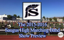 Saugus Band Preview 2015-2016