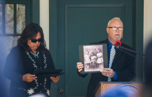 Rep. Knight Unveils Bill to Honor Dam Victims, Protect Sacred Sites