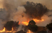 CAL FIRE Situation Report (8-13-2015)