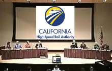 California High Speed Rail Authority Board Meeting 8-4-2015