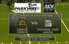 Game of the Week: T.O. vs Canyon, Sept. 4, 2015