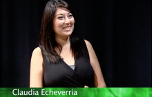 Claudia Echeverria from Newhall Escrow