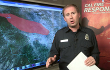 Situation Report: Winds are Fanning Large, Destructive Fires