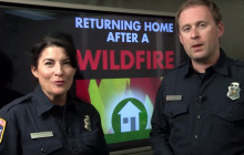 Tips for Returning Home After a Wildfire