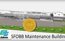 Caltrans Opens Energy-Efficient Bay Bridge Maintenance Building
