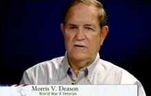 Morris V. Deason, USN, World War II Veteran