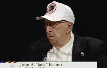 John A. (Jack) Kramp, US Army, World War II Veteran
