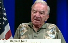 Bernard Katz, US Army, Korean War Veteran