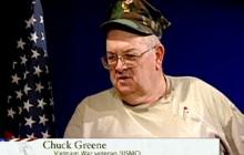 Chuck Greene, USMC, Vietnam Veteran